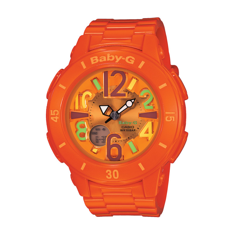 Đồng hồ Casio Nữ Baby G BGA-171-4B2DR