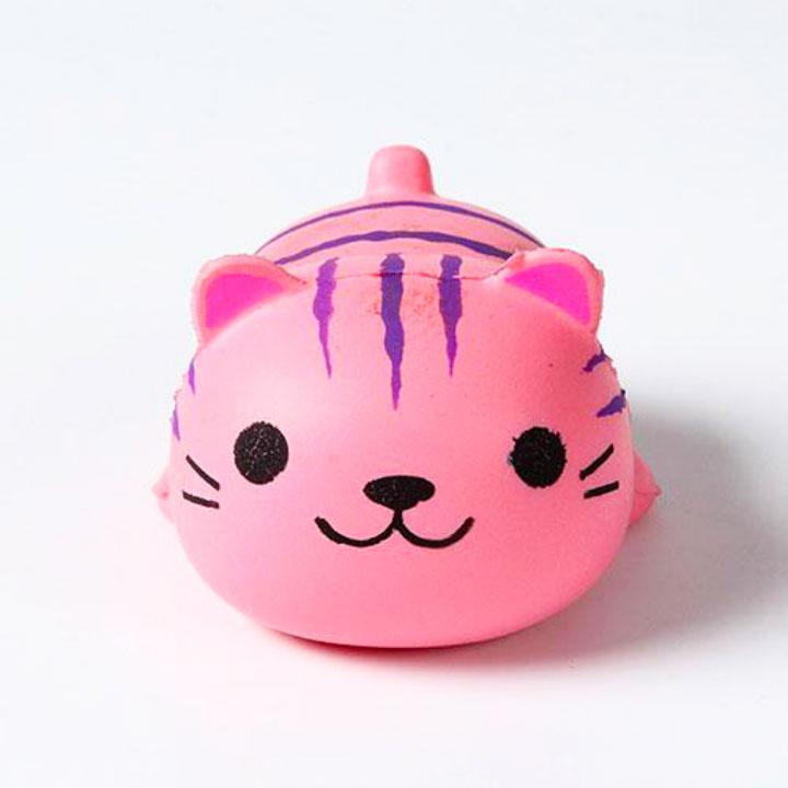 Squishy mèo xinh xắn - Tặng kèm 1 nhẫn ngẫu nhiên như hình