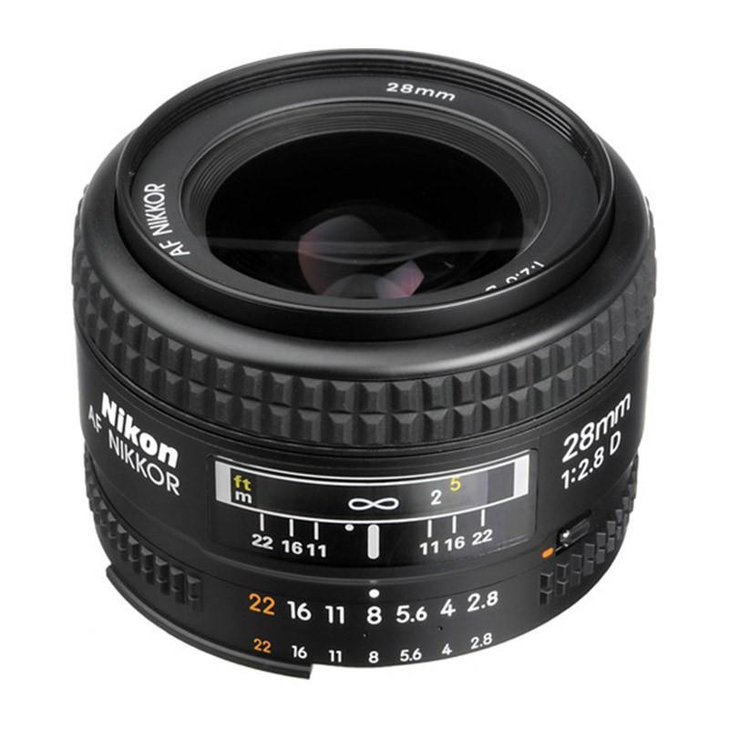 Ống kính Nikkor 28mm f2.8D - chính hãng