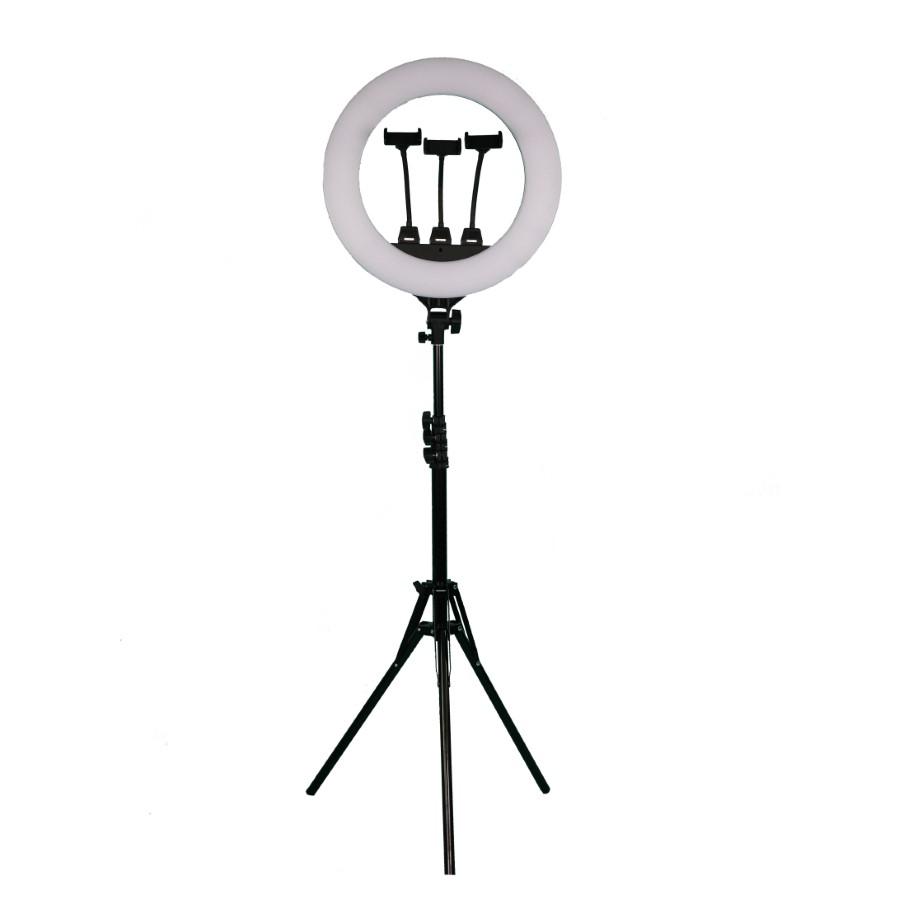 Đèn led HD Ring RL 22 chiếu sáng Studio, makeup, quay phim , chụp ảnh,livetream