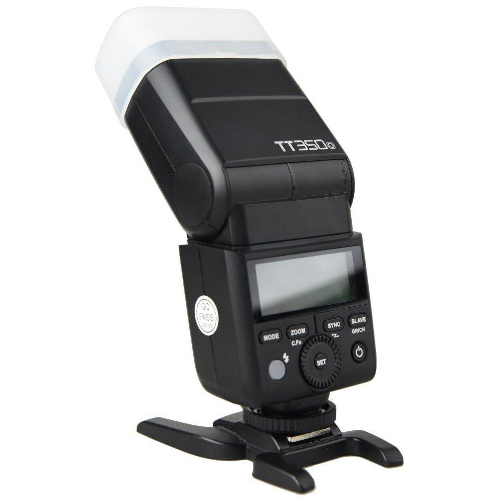 Tản Sáng Cho Đèn Flash Godox TT350