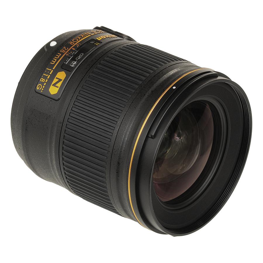 Ống kính Nikon AF-S 28mm f/1.8G - Hàng chính hãng