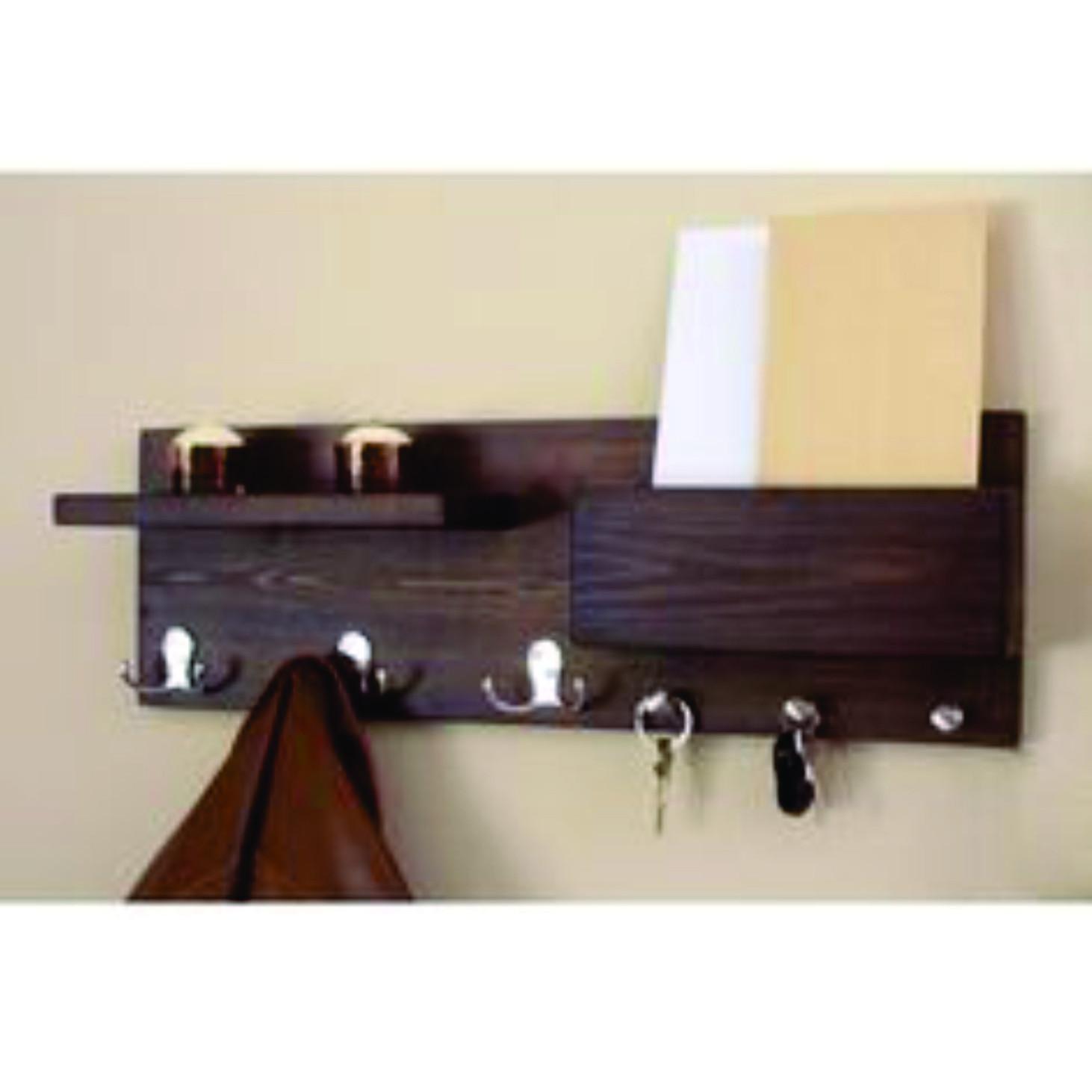 kệ gỗ decor
