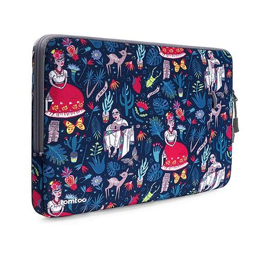 Túi chống sốc Tomtoc (USA) 360° Protective Macbook - Surface 13.3inch Dazzling Blue - A13