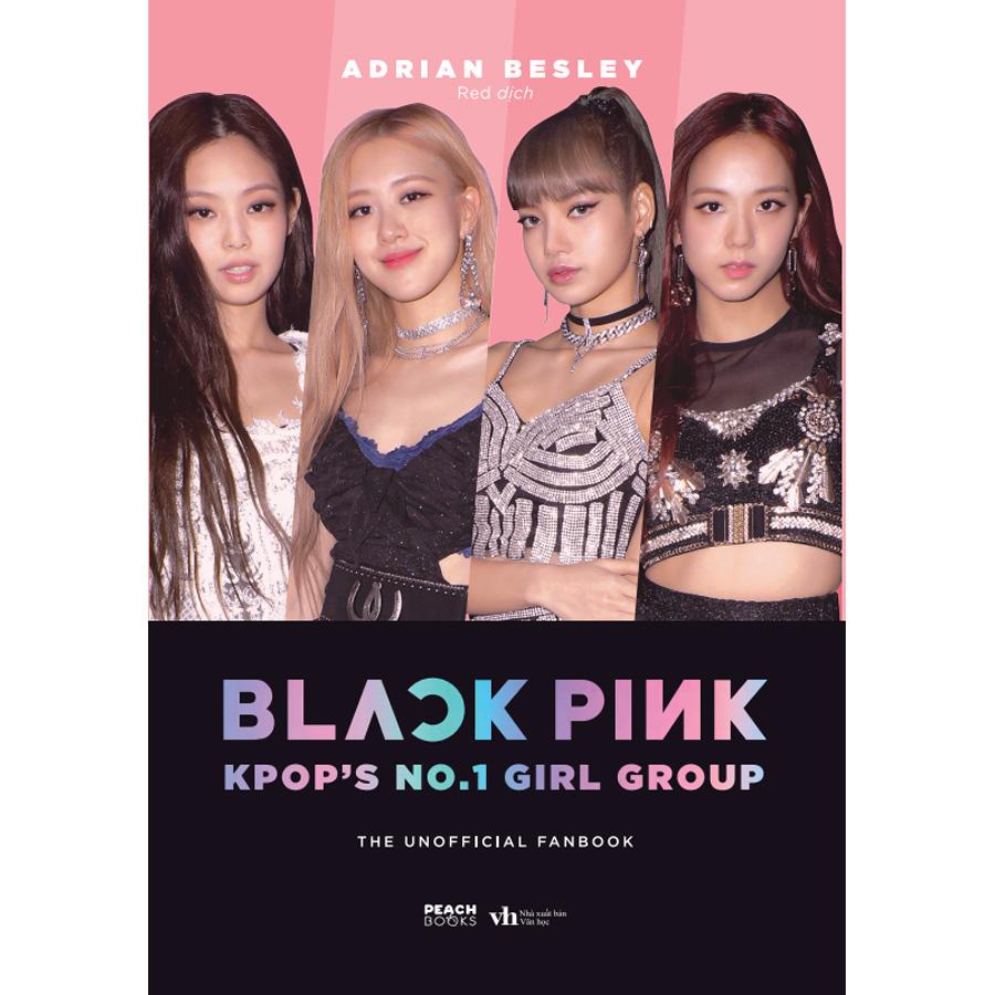 Blackpink: K-Pop'S No.1 Girlgroup (Fanbook)