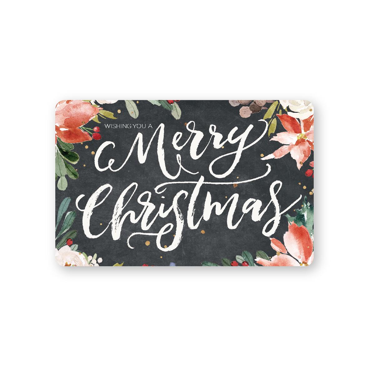 Postcard Fairy Corner A Very Merry Christmas
