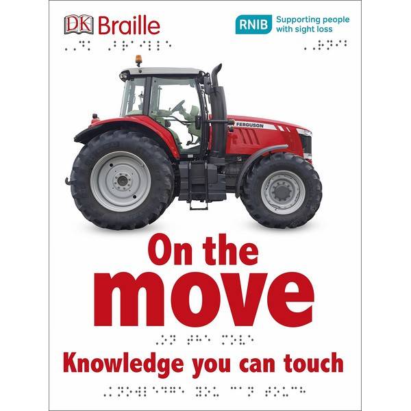 DK Braille On the Move