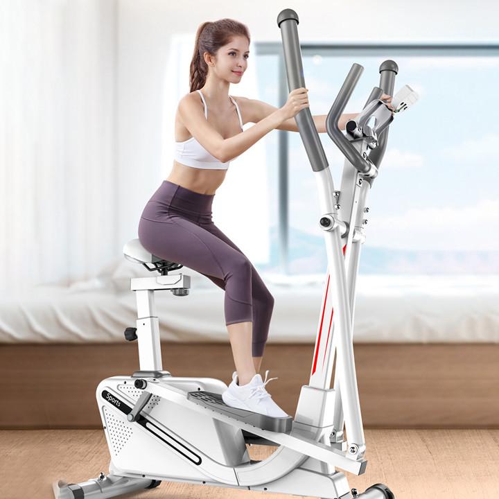 Xe đạp tập thể dục toàn thân , Xe Đạp Tập Thể Dục Trong Nhà Cao Cấp, Giúp Giảm Cân Tại Nhà Không Cần Ra Phòng Tập