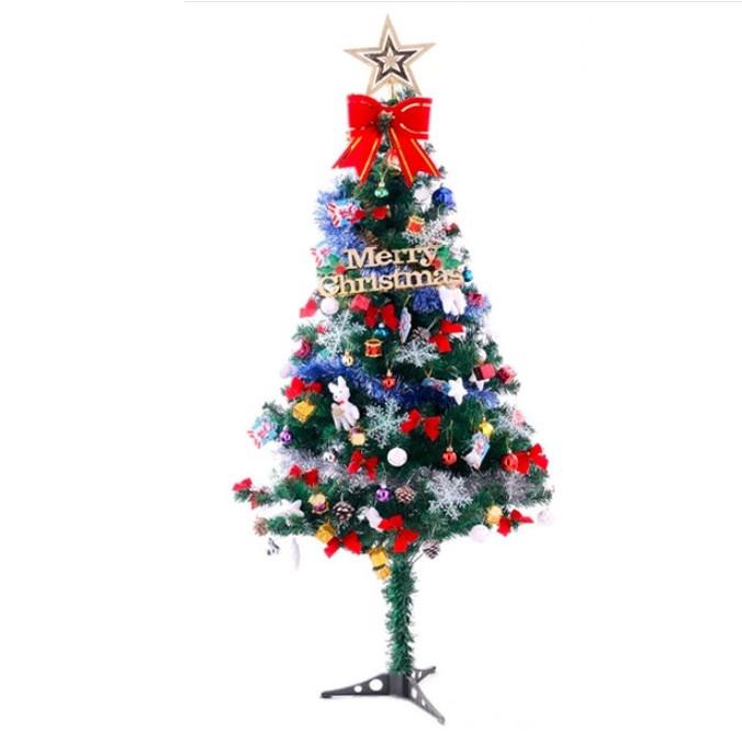 Cây Thông Noel tặng kèm 1 bộ phụ kiên đầy đủ