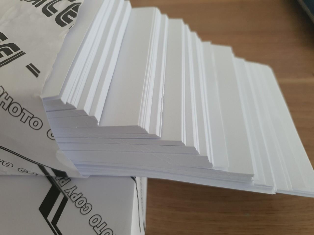 Giấy Excel A5, định lượng 70, 500 tờ (Nhập khẩu)