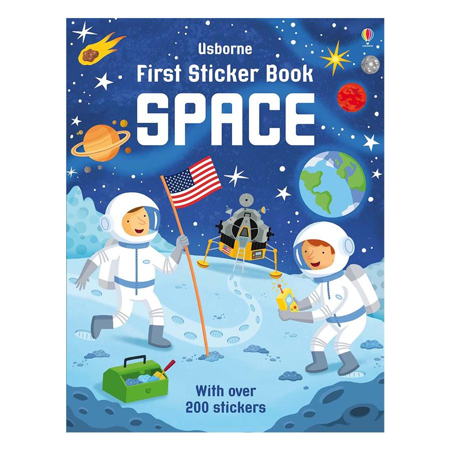 Usborne Space