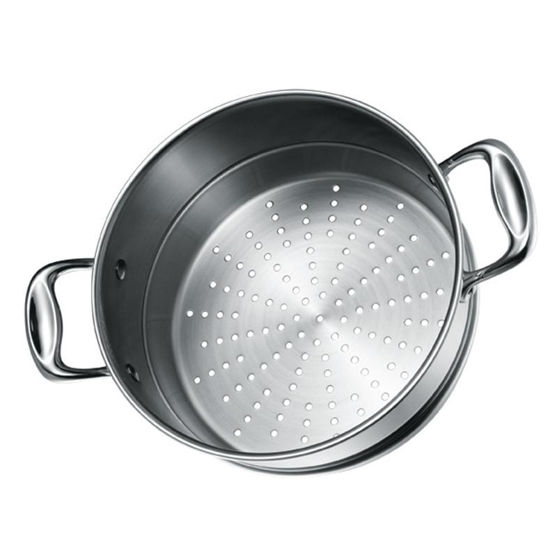 Xửng hấp Inox PoongNyun WTPIH-ST 24C - Size 24cm