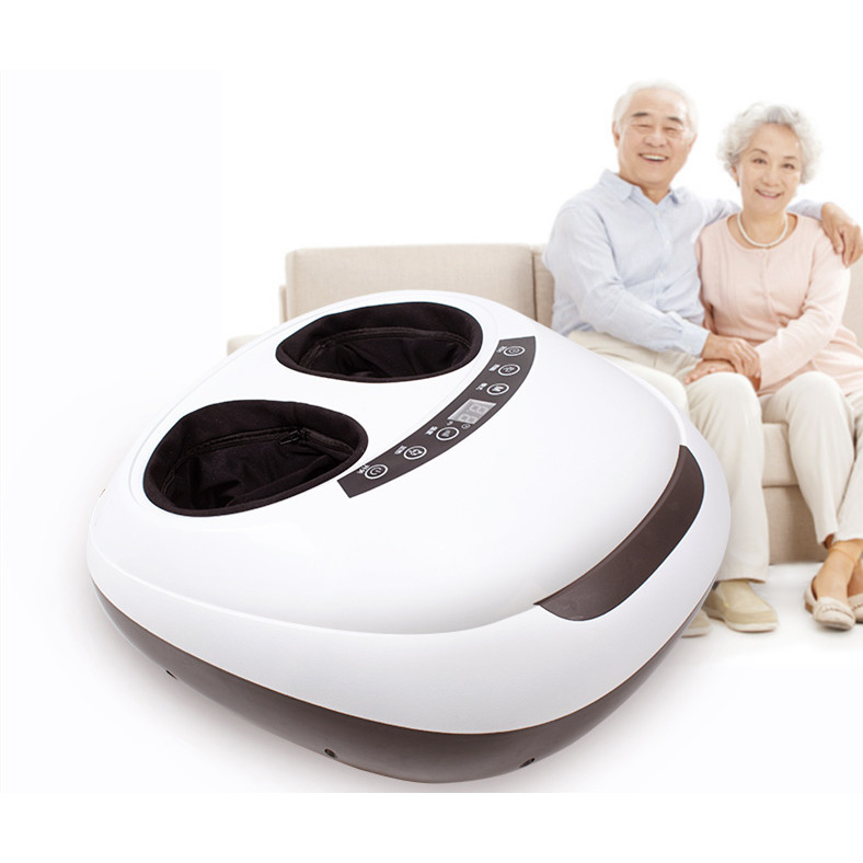 Máy Massage Chân | Liệu pháp mát xa từ áp suất không khí và con lăn nhiệt - Hàng nhập khẩu - Giao màu ngẫu nhiên