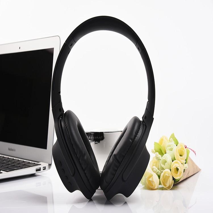 Tai nghe Bluetooth MDR-100ABN hỗ trợ thẻ nhớ radio FM