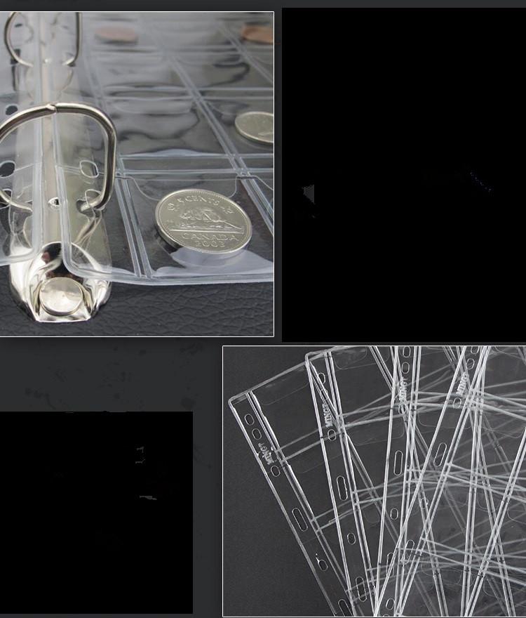 Phơi Chứa Tiền Xu Hiệu PCCB Có 20 Ngăn Kích Thước Ô 45mm PTX20O45
