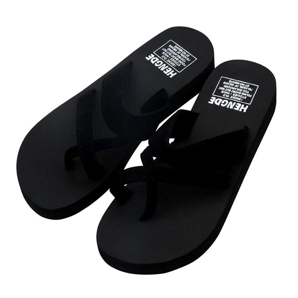 1 đôi dép sandal đi biển nam nữ bền đẹp