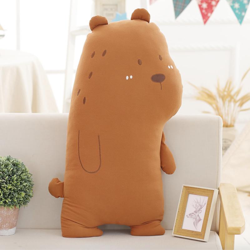 Gấu bông We bare bears cute cao cấp 50cm