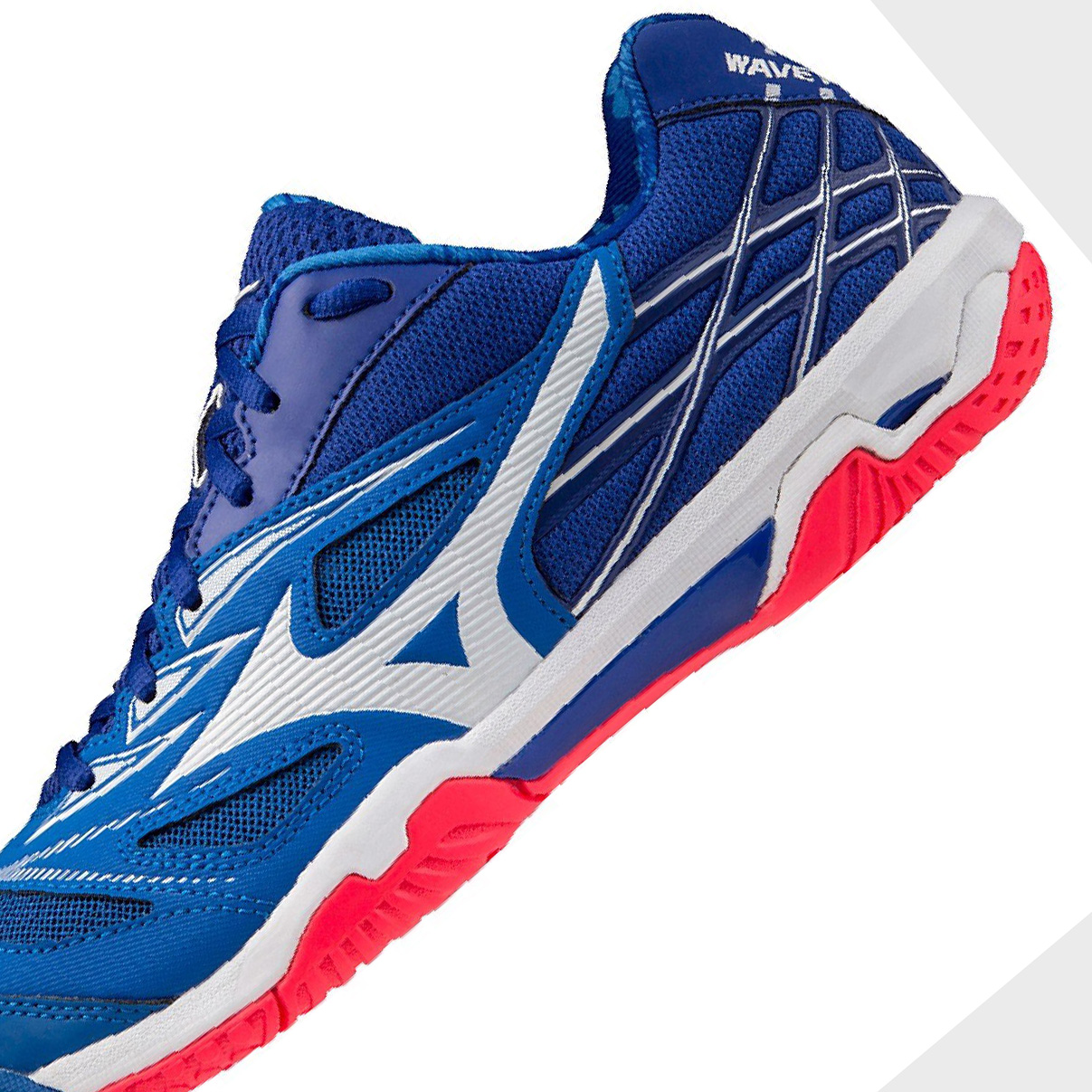 Giày cầu lông Mizuno WAVE FANG NX chính hãng 71GA205022 MẪU MỚI-TẶNG TẤT  THỂ THAO BENDU - Giày cầu lông nam | EnBac.net