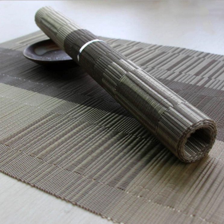 Miếng lót bàn ăn không thấm nước dễ dàng vệ sinh 3-D-E6-T3029