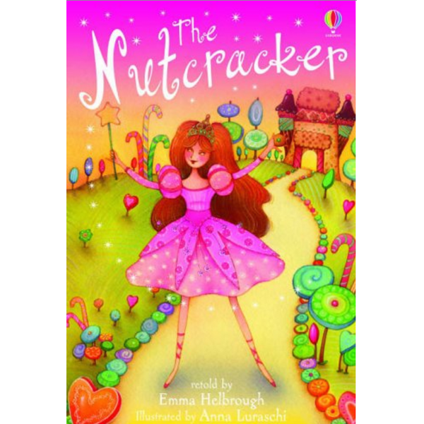 Usborne Young Reading Series One (Red): The Nutcracker
