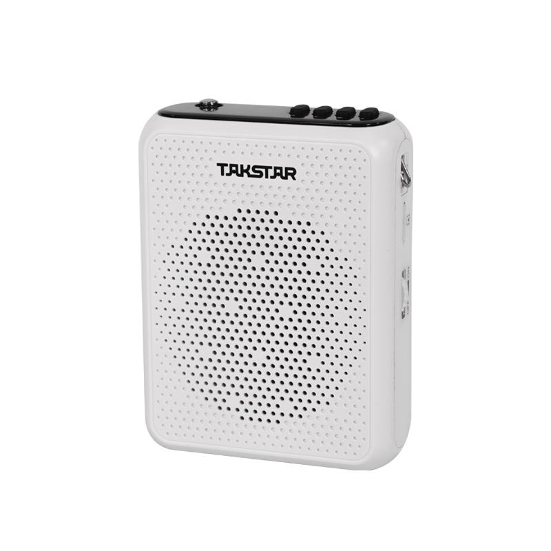 Máy trợ giảng không dây sử dụng sóng UHF TAKSTAR E300W cao cấp - Hàng chính hãng