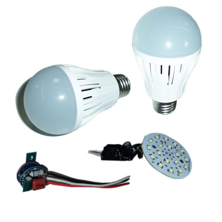 Bóng đèn cảm biến chuyển động V2