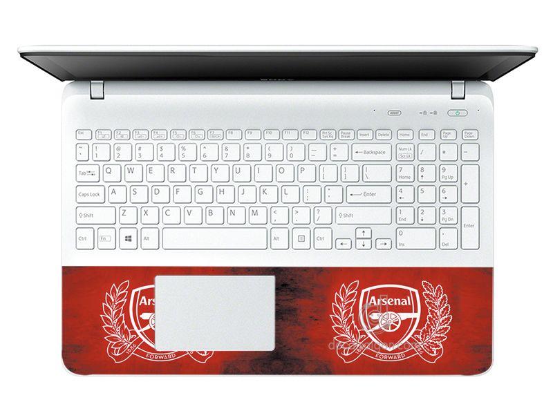 Mẫu Dán Laptop Logo LTLG-51 cỡ 13 inch