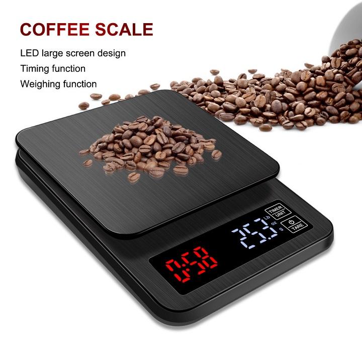 Cân điện tử nhà bếp độ chính xác cao tải trọng tối đa 10kg/1g