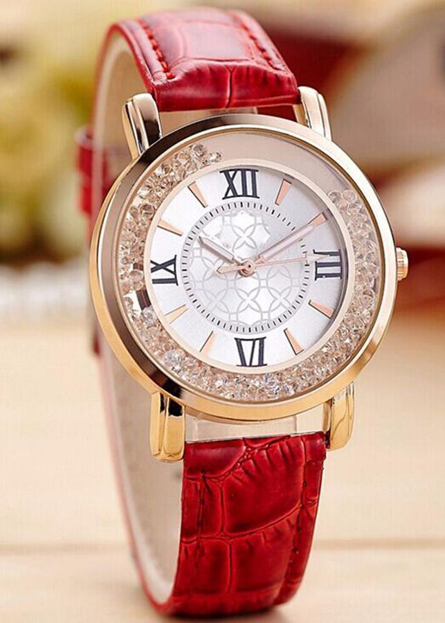 Đồng hồ thời trang nữ SHSHD dây Da PKHRSHD001