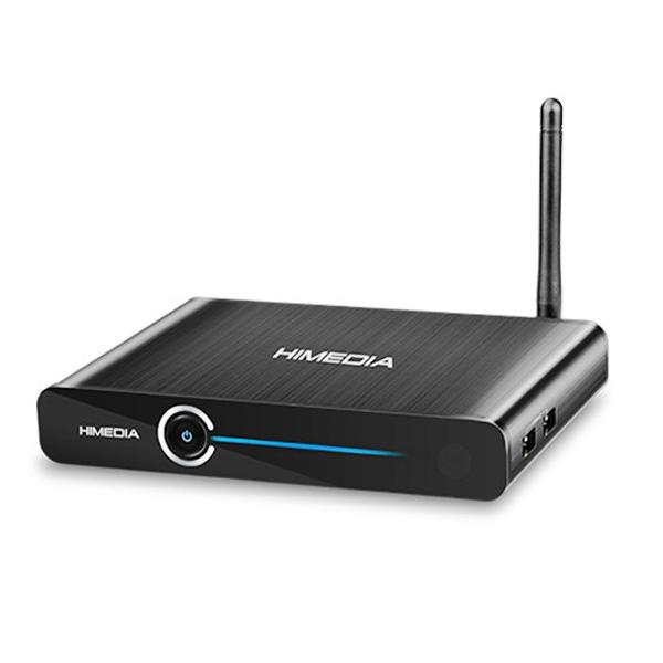 HIMEDIA Q30 – Chip HISILICON HI3798M V200 Quad Core 64bit, 4K HDR , Âm thanh Hi-Fi kèm điều khiển giọng nói - Hàng chính hãng