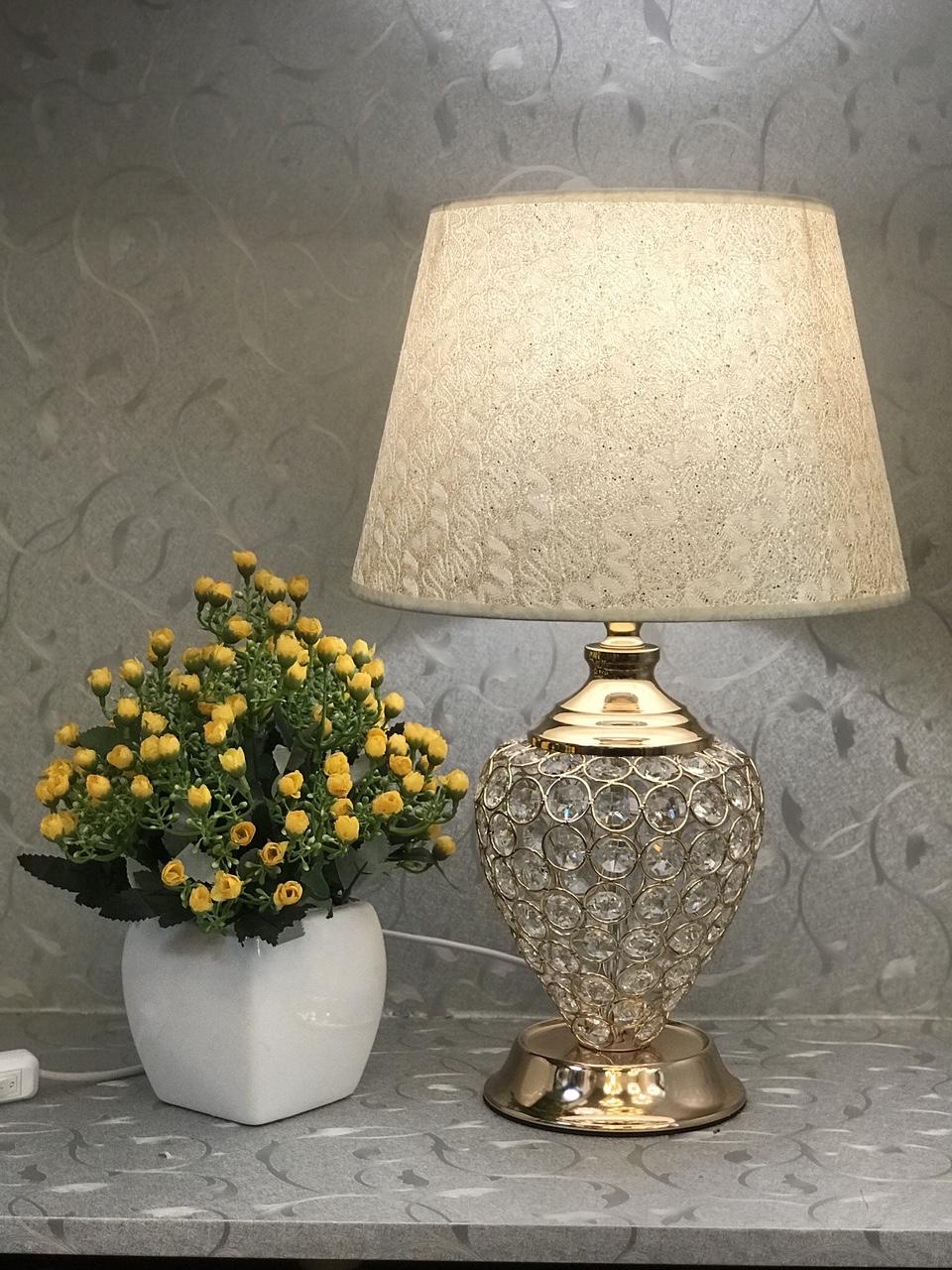 Đèn ngủ - đèn bàn hiện đại - đèn ngủ trang trí phòng khách - đèn bàn nghệ thuật MB8528