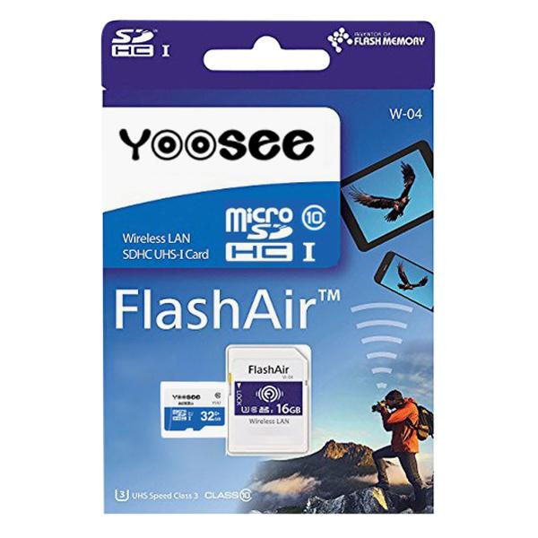 Hình ảnh Thẻ Nhớ Camera Yoosee 32GB Class 10 - Hàng Nhập Khẩu