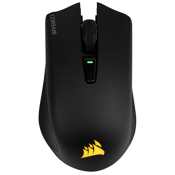 Chuột gaming Corsair Harpoon RGB Wireless - Hàng chính hãng
