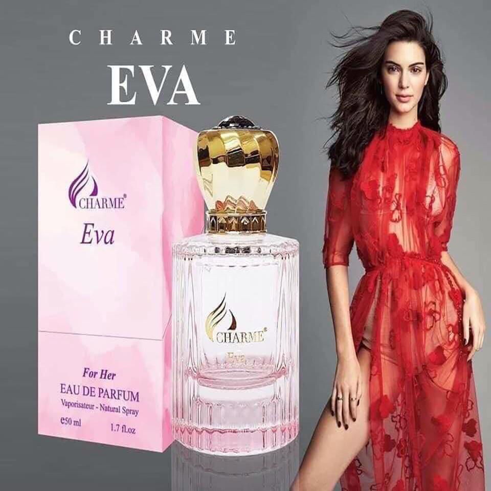 Nước Hoa Nữ Charme Eva 50ml
