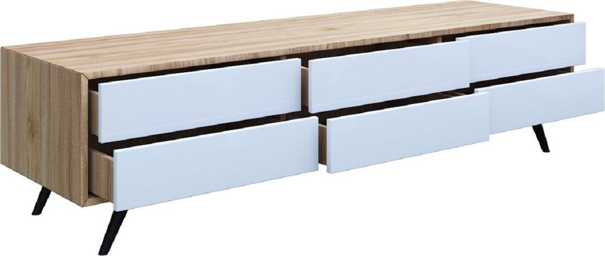 Kệ tivi gỗ cao cấp có ngăn kéo mã KTV.NK
