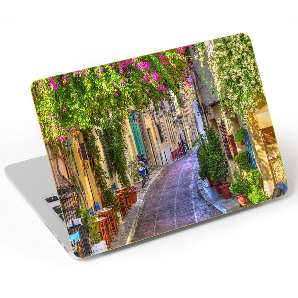 Miếng Dán Trang Trí Mặt Ngoài + Lót Tay Laptop Thiên Nhiên LTTN -  147
