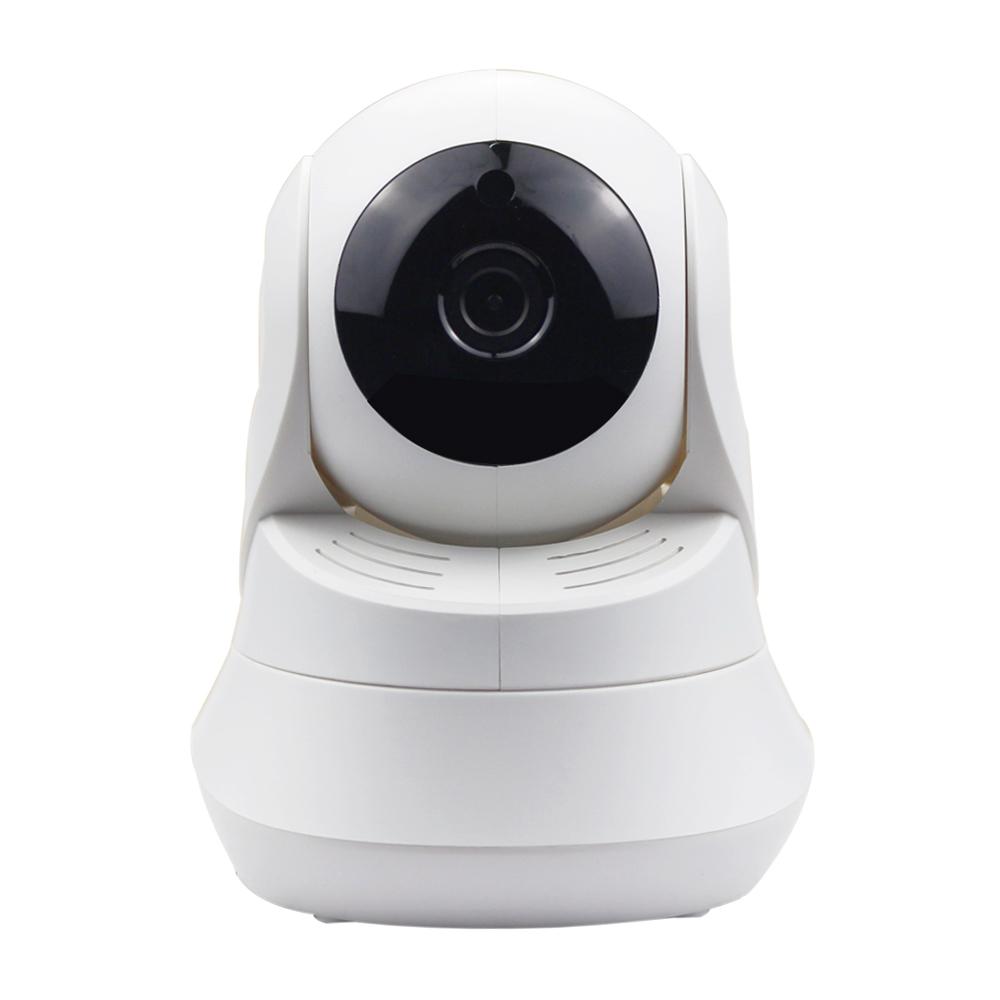 Camera Ip Quan Sát Trong Nhà Độ Phân Giải 2.0Mpx 1080P - Xoay Ngang 355 Độ, Xoay Dọc 90 Độ Tích Hợp Đèn Hồng Ngoại - Hàng Nhập Khẩu