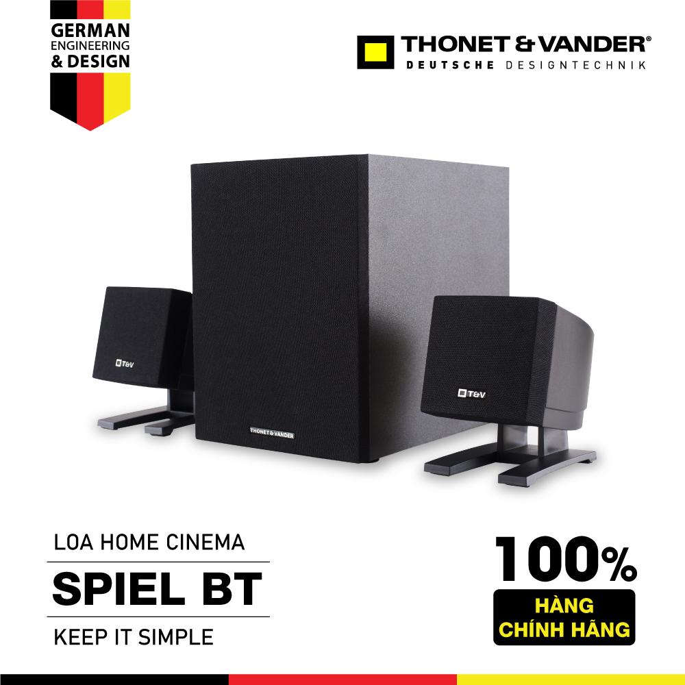Loa Bluetooth Thonet And Vander SPEIL Hàng chính hãng