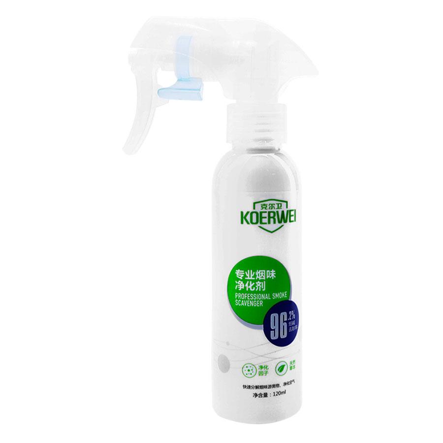 Chất Khử Mùi Thuốc Lá Koerwei (120ml)