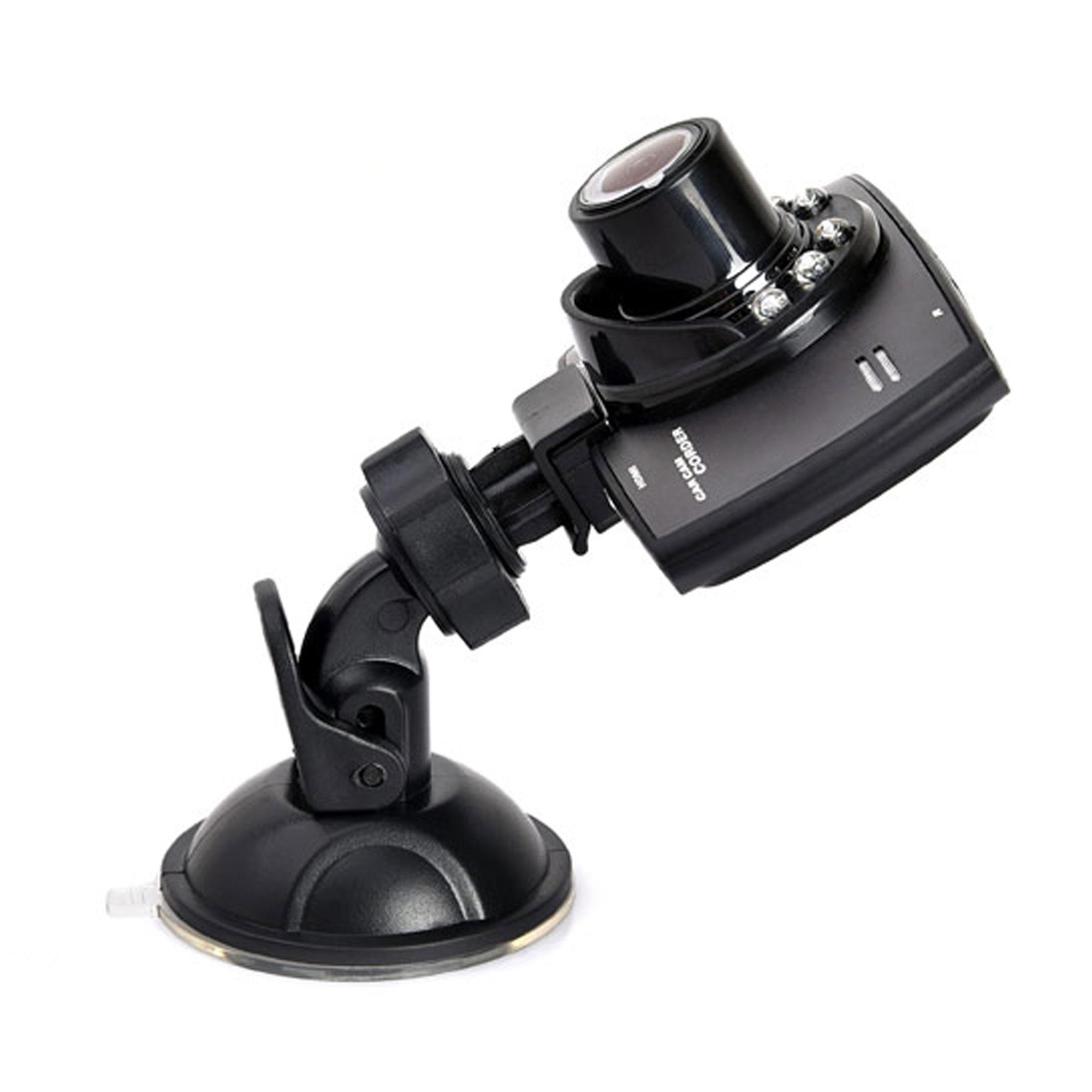 Camera Hành Trình KhoNCC Có Màn Hình Xem Lại Gắn Ô Tô Xe Hơi - Quay Full HD 1080P - DHS-CAMHT-642 - Hàng Chính Hãng
