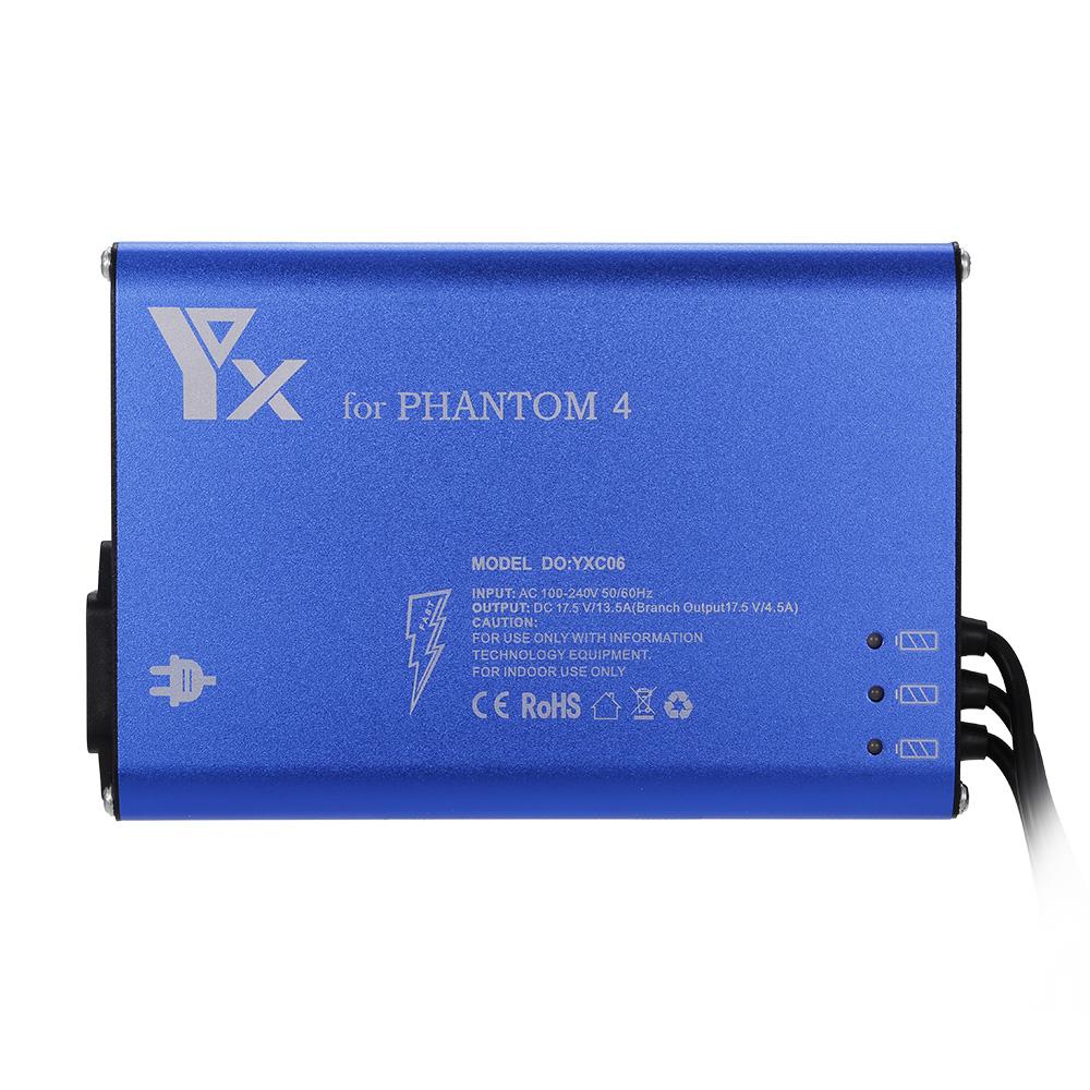 Bộ sạc 4 in 1 cho phantom 4