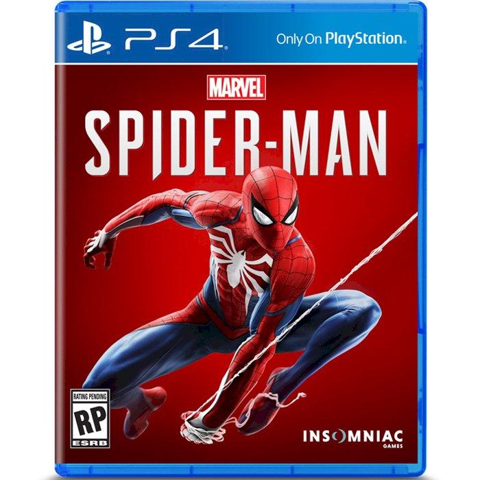 Đĩa Game PlayStation PS4 Sony Marvel Spider Man hệ Asia - Hàng Nhập Khẩu