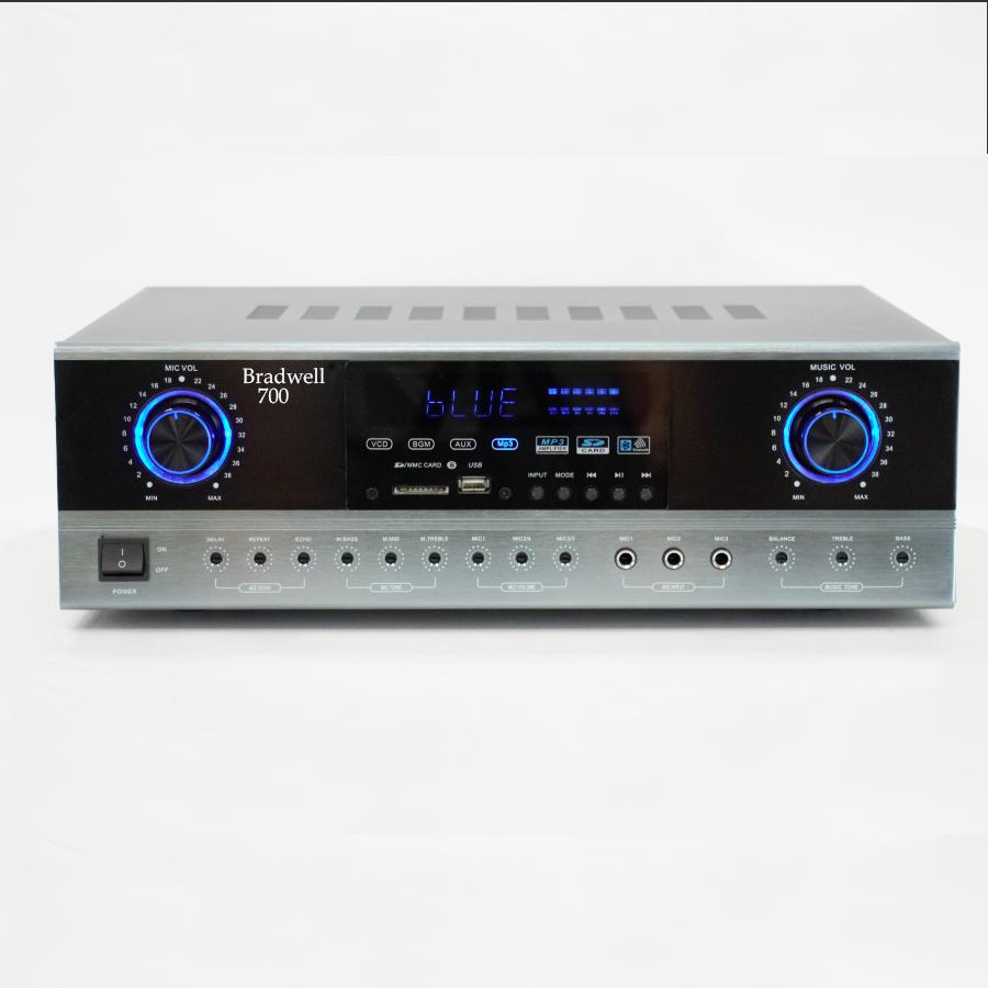 Amply karaoke Bradwell BR700 Hàng Chính Hãng