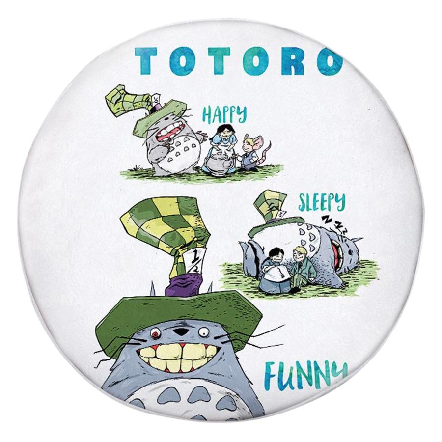 Gối Ôm Tròn Totoro - GOMA211