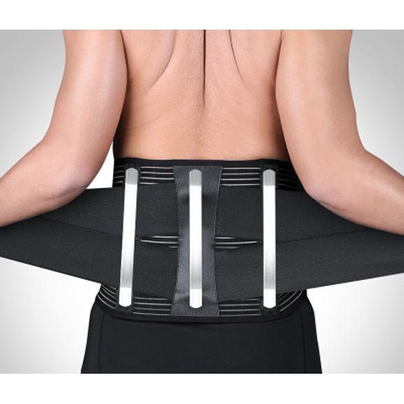 Đai nịt bụng thể thao hỗ trợ giảm mỡ khi tập Gym HY012