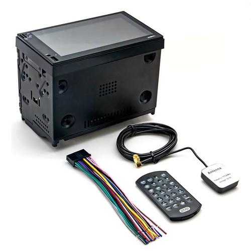Máy Nghe Nhạc Ô Tô Chạy Hệ Điều Hành Androi Màn Hình Lớn 7 Inch Tích Hợp MP4 Bluetooth Wifi