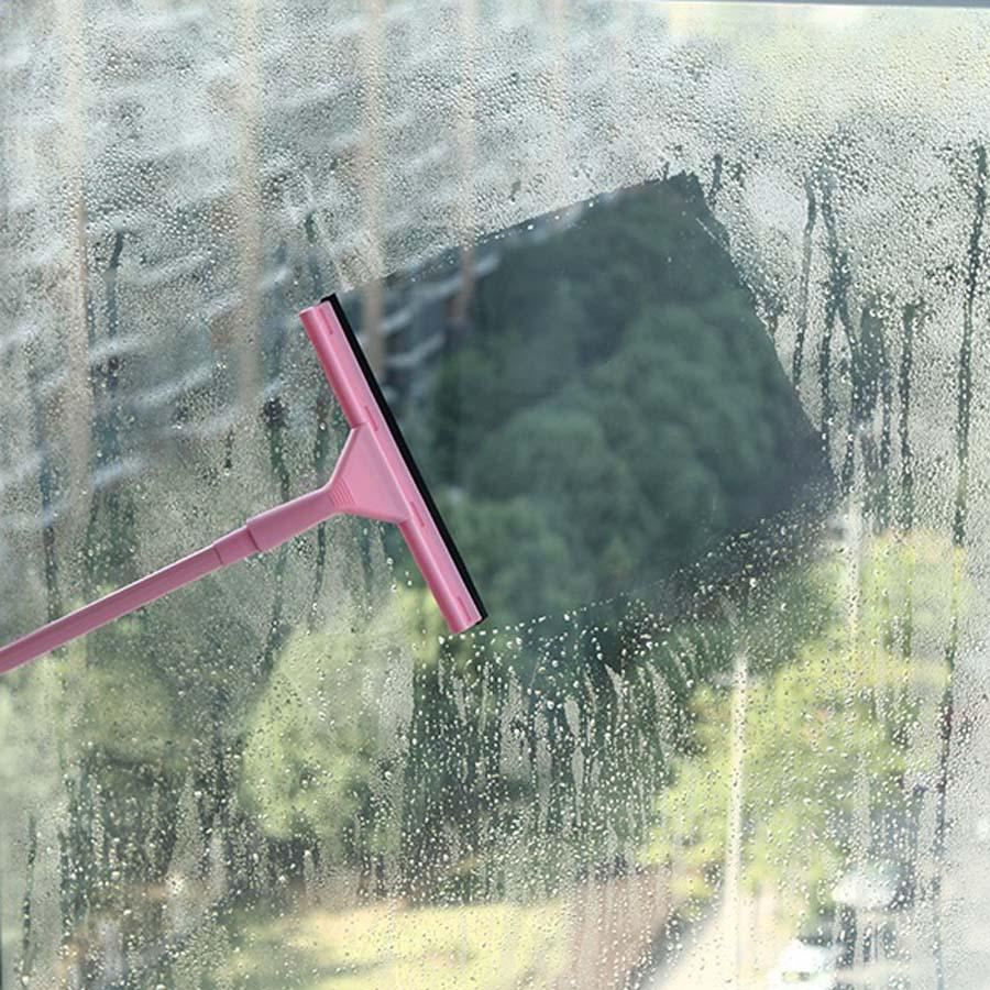Bộ 2 dụng cụ lau kính thấm hút nhanh sạch mọi vết bẩn Nội địa Nhật Bản