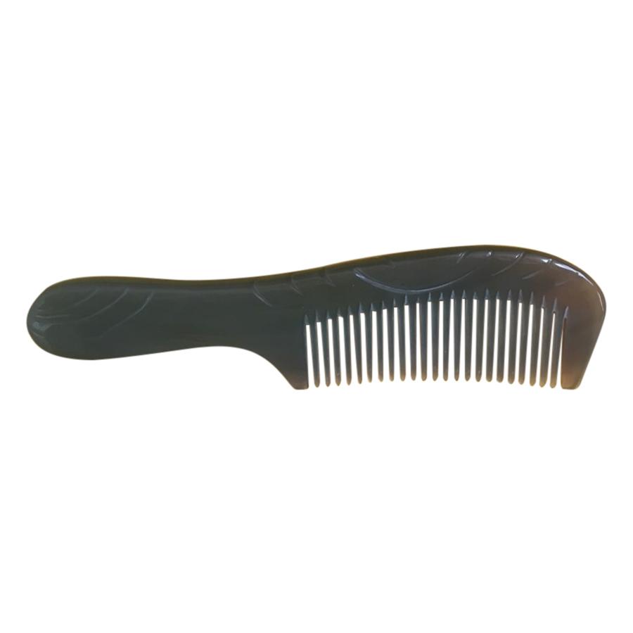 Lược Sừng Bò Châu Phi L28 Siêu Dày (Dài 19cm x 5cm)