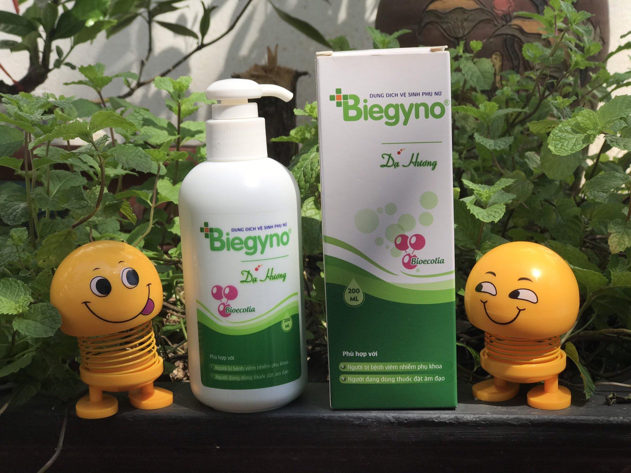 Dung dịch vệ sinh phụ nữ Biegyno