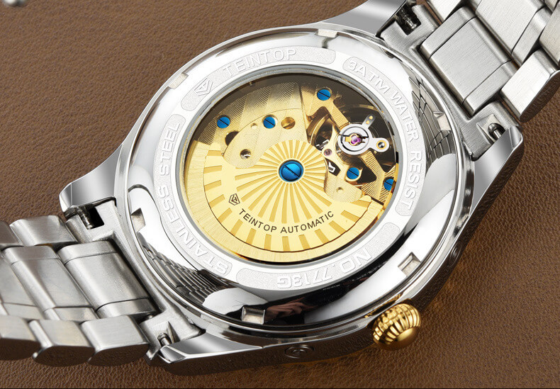 Đồng hồ nam chính hãng Teintop T7713-1